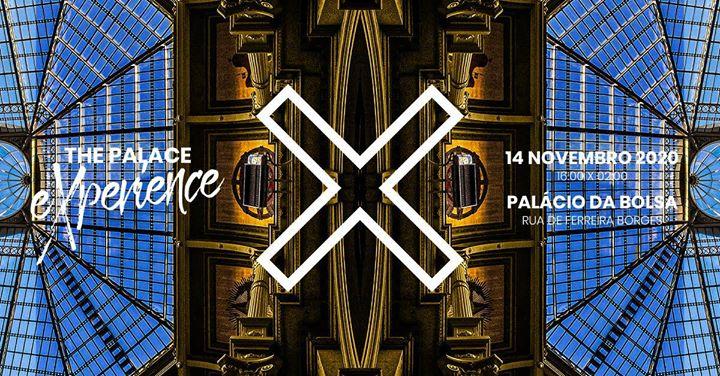 The Palace eXperience - 14 de Novembro de 2020
