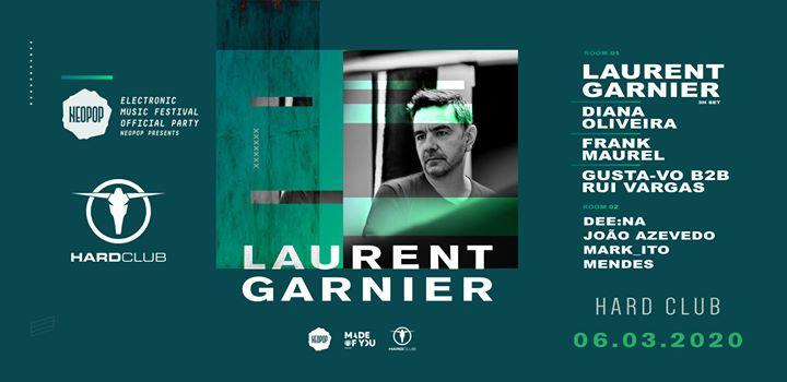 Neopop presents Laurent Garnier