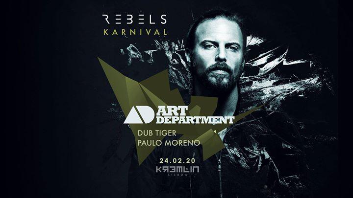 Rebels Karnival w/ Art Department