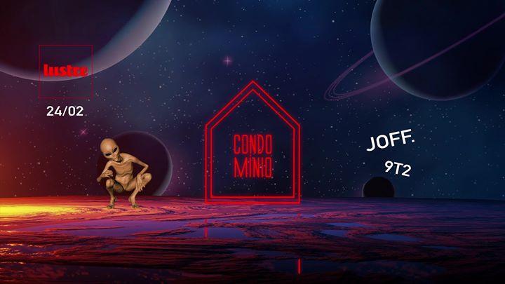 Condomínio em Marte: Especial Carnaval no Lustre