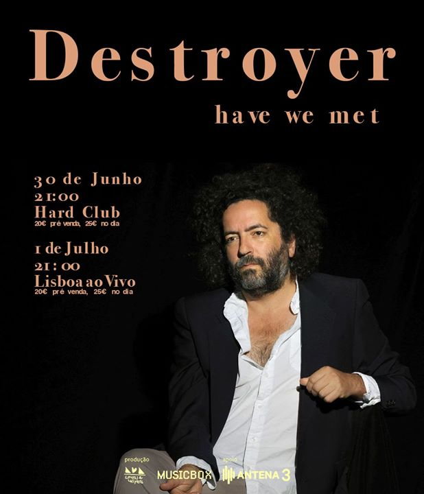 Destroyer - Adiado
