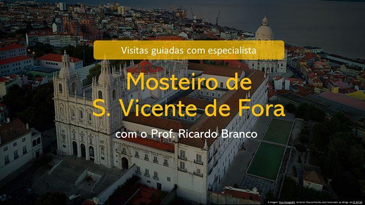 Visita guiada do Mosteiro de São Vicente de Fora