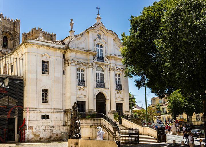 Rota de Santo António em Lisboa