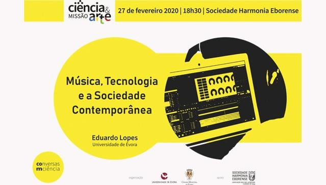 Música, Tecnologia e a Sociedade Contemporânea