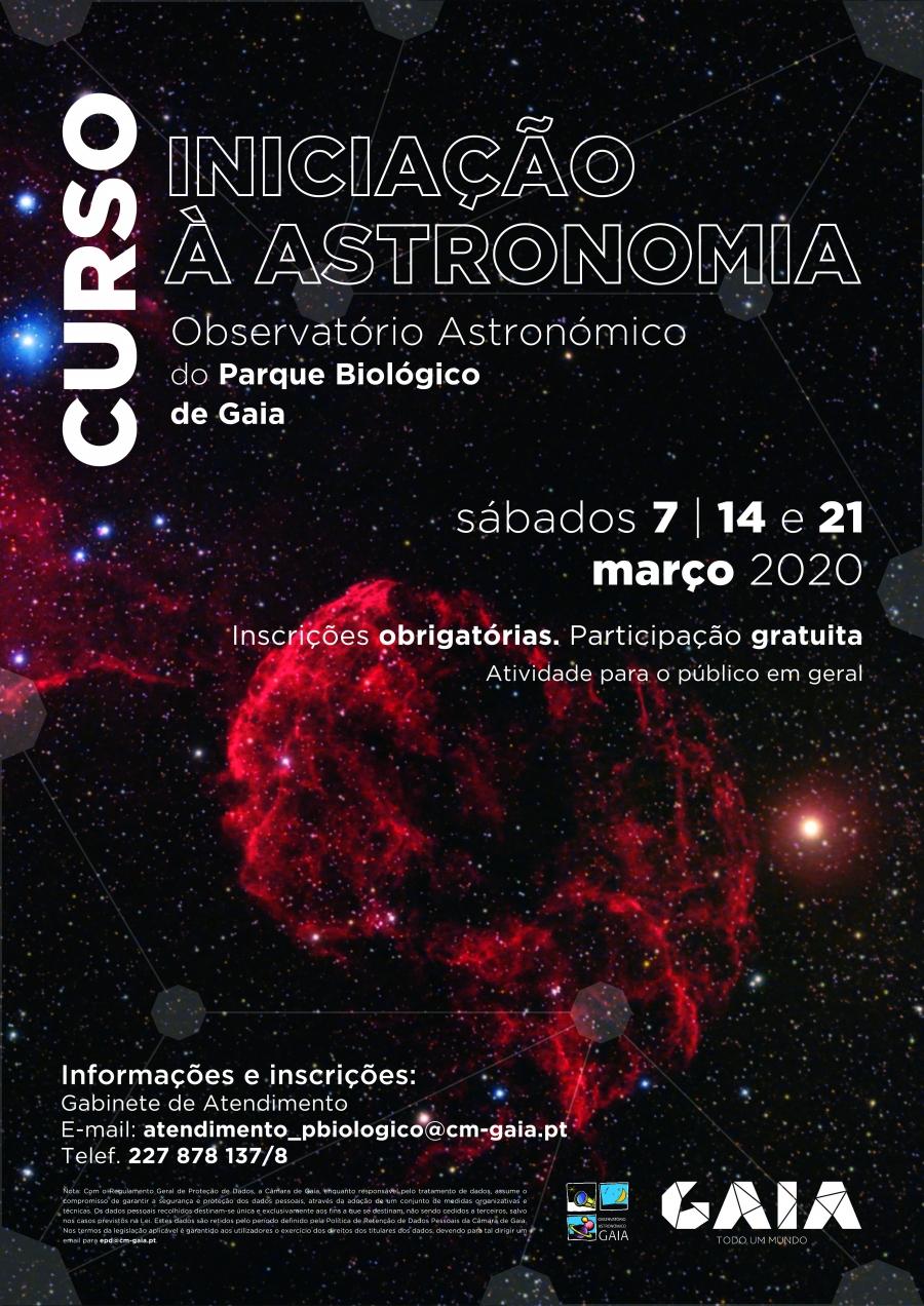 Curso de Iniciação à Astronomia
