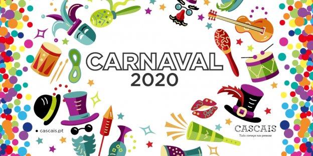 Carnaval 2020 em Cascais