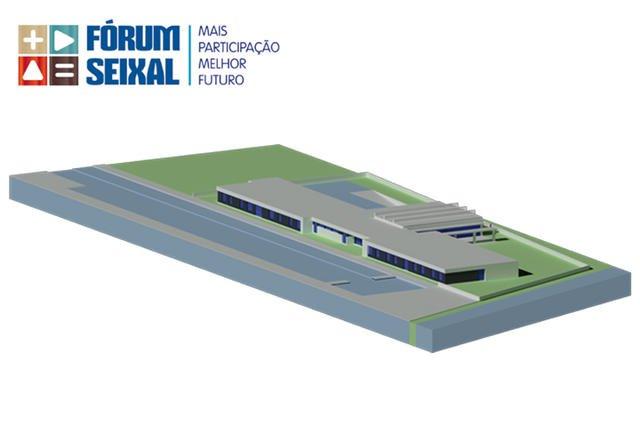 Fórum Seixal – Apresentação do Projeto do Lar de Idosos de Fernão Ferro