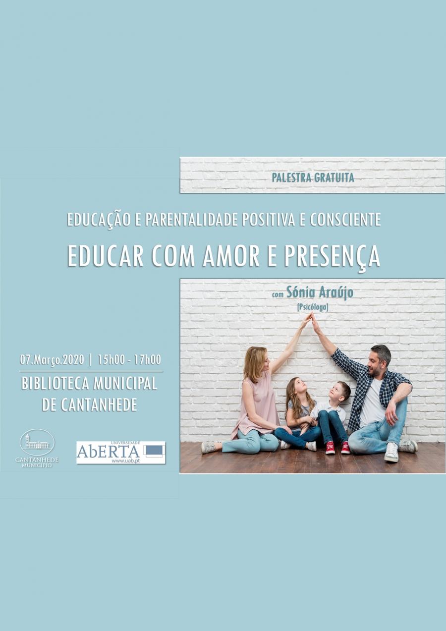Educar com Amor e Presença com Sónia Araújo
