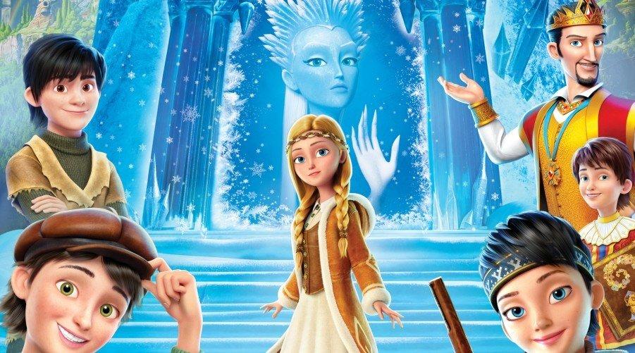 Cinema Infantil: Snow - Os Domínios do Espelho