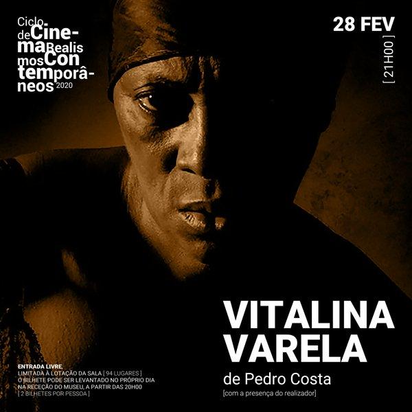 Documentário 'Vitalina Varela', de Pedro Costa