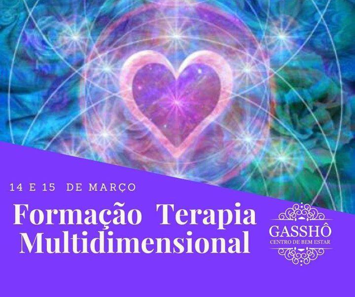 Formação de Terapia Multidimensional