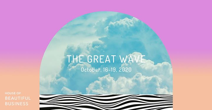 The Great Wave – a hybrid festival to make business more beautiful
