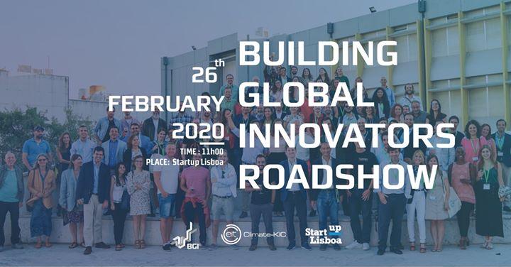 EIT Climate-KIC Accelerator Roadshow at Startup Lisboa