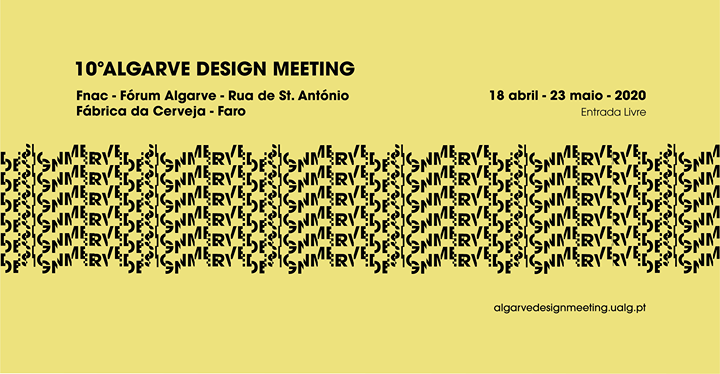 10º Algarve Design Meeting