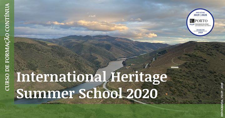 International Heritage Summer School 2020