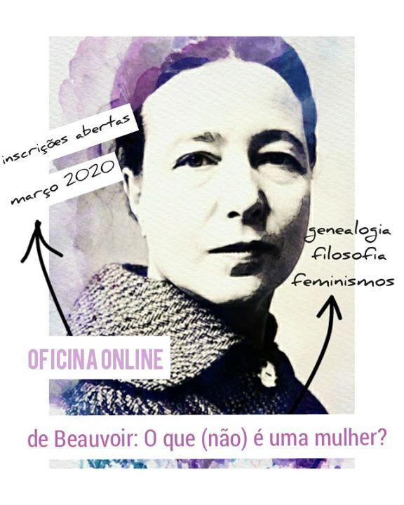Oficina online de Beauvoir: O que (não) é uma mulher?