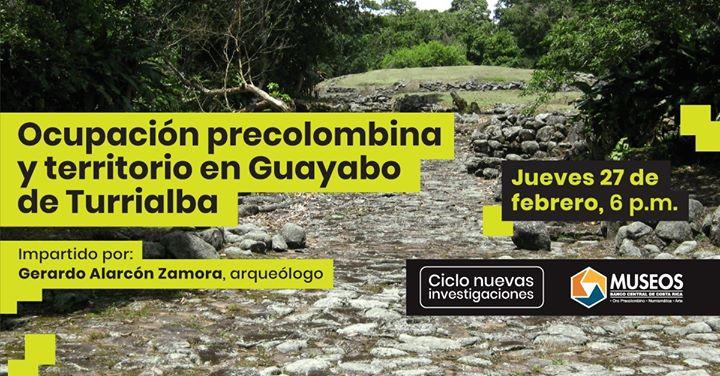 Ciclo de nuevas investigaciones arqueológicas
