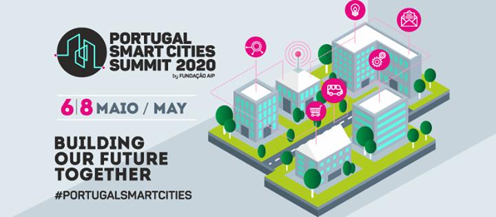 Portugal Smart Cities Summit by Fundação AIP