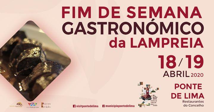 Fim de Semana Gastronómico da Lampreia