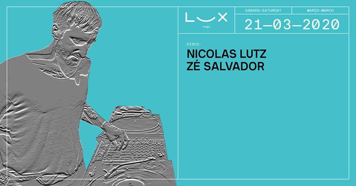 Nicolas Lutz x Zé Salvador