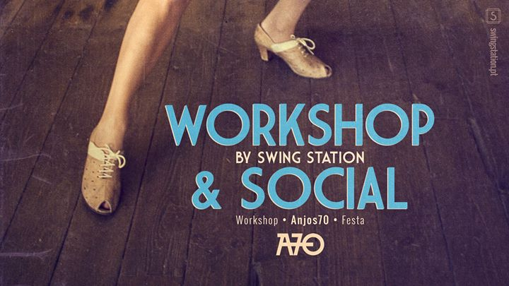 Workshop de Lindy Hop & Dança Social