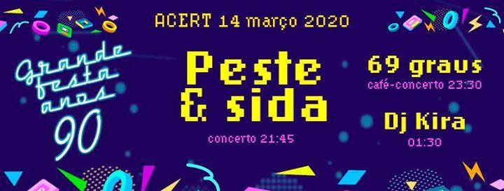 Peste & Sida | Concerto