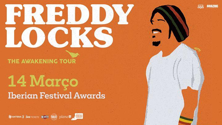 Freddy Locks | Iberian Festival Awards