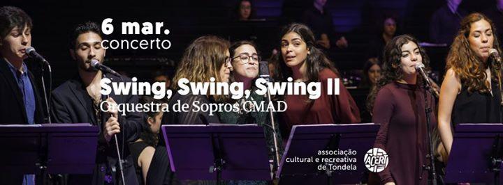Swing, Swing, Swing II | Concerto