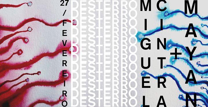 Miguel Cintra + Mayan