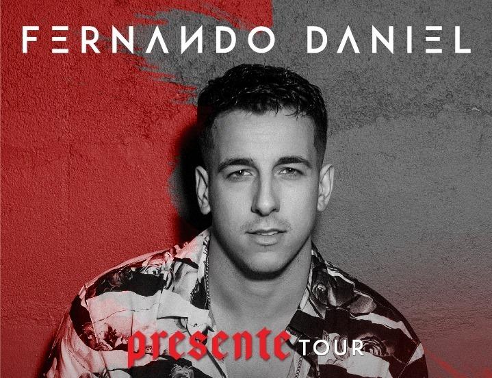 Fernando Daniel - tour Presente