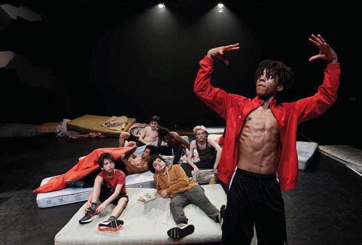 Mês da Juventude - Dança: Margem