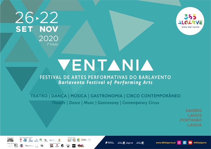 Festival Ventania 2020 - 2ª edição