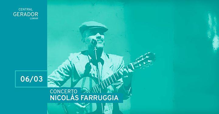 Música | Concerto Nicolás Farruggia
