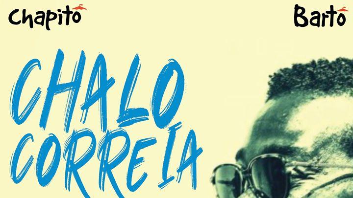 Chalo Correia | Bartô