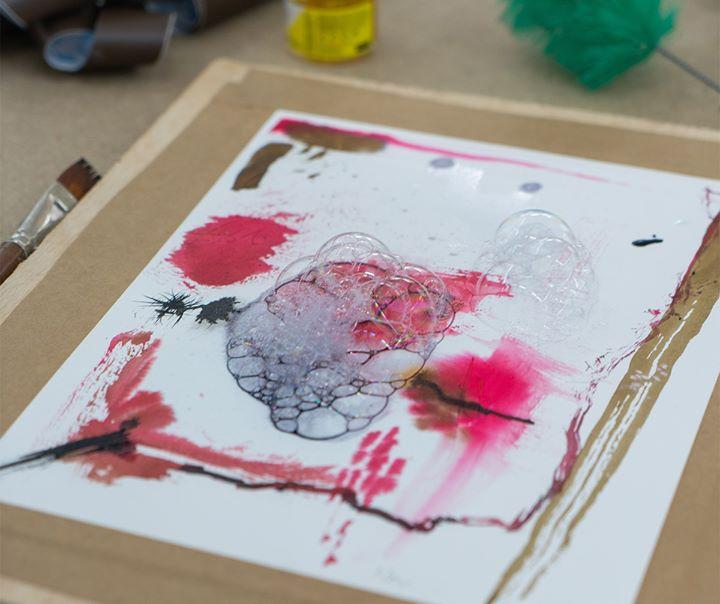 Workshop Desenho Mancha