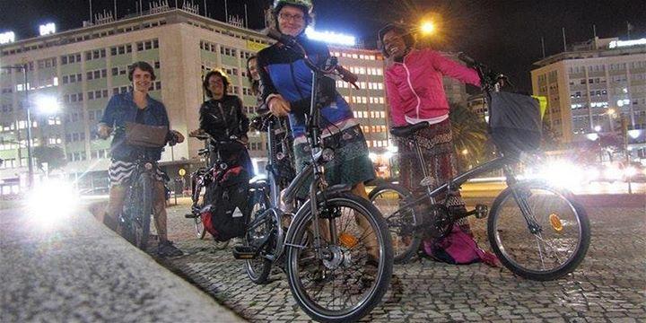 Sexta da Bicicultura | A bicicleta no feminino: encontro de utilizadoras de bicicleta