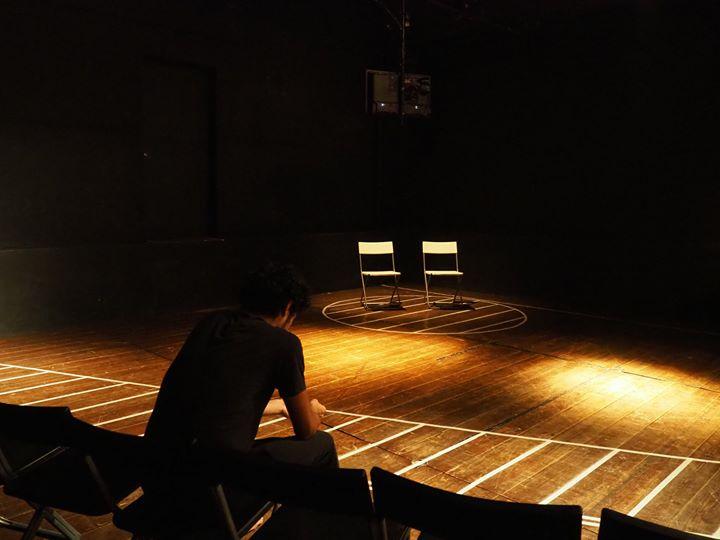 Teatralidade | em regime de residência artística