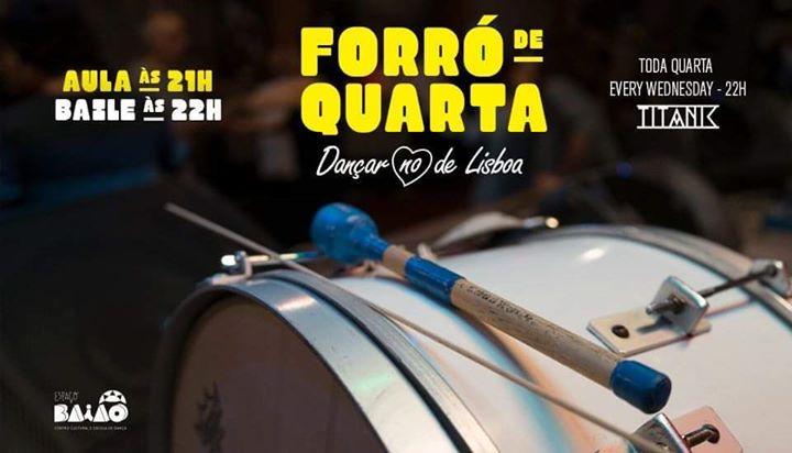 Forró de Quarta Lx • Diego Oliveira