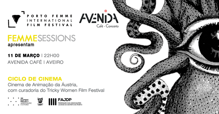 FEMME Sessions #12 | Avenida Café Concerto - Aveiro