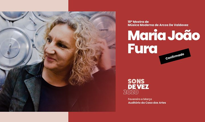 Maria João Fura no Sons de Vez 2020