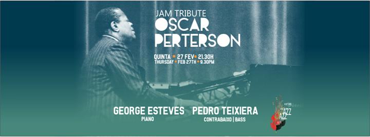 JAM Tributo Oscar Peterson