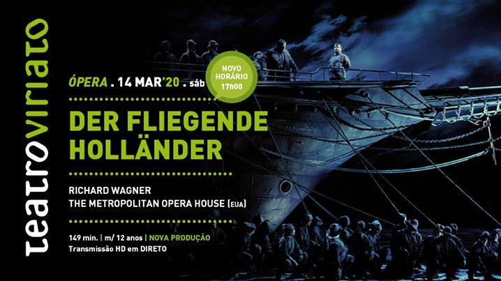 Der Fliegende Holländer | Met Opera in HD