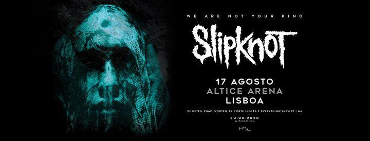 Slipknot // Altice Arena