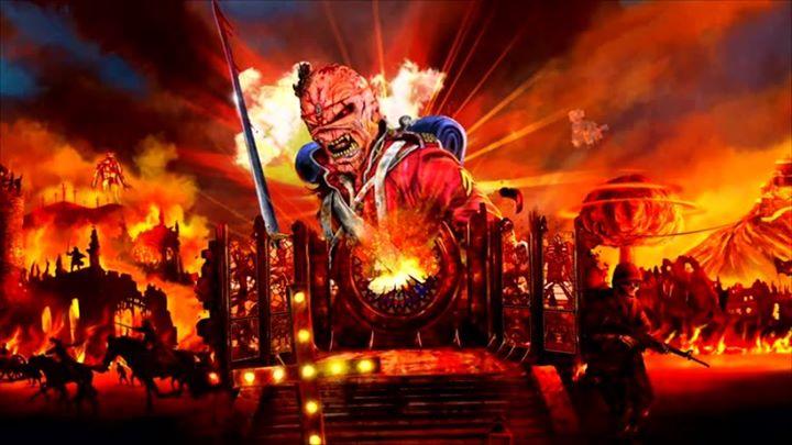 Iron Maiden - Legacy of the Beast Tour