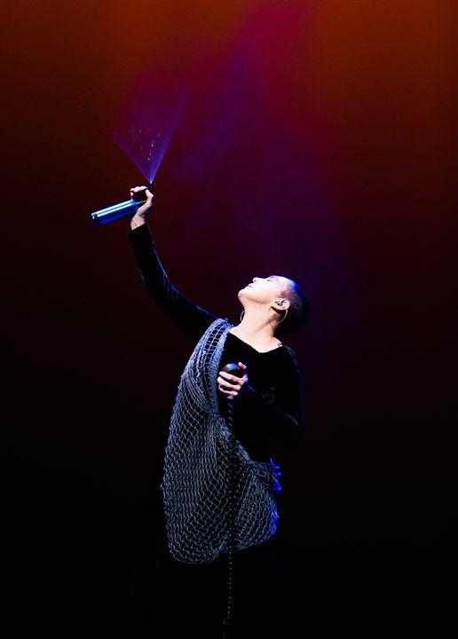 Adiamento - Adriana Calcanhotto - Theatro Circo