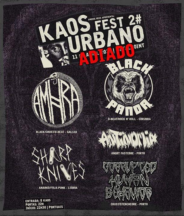 Kaos Urbano Fest 2#