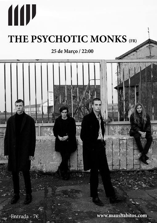 The Psychotic Monks (FR)