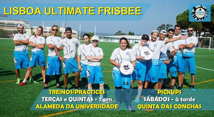 Lisbon Ultimate Frisbee Training - 49 (2019/20)