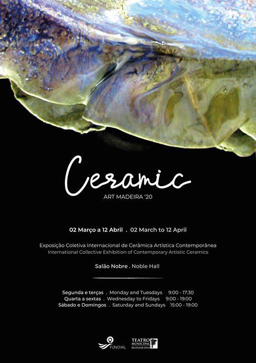 Ceramic Art Madeira por Luz Henriques