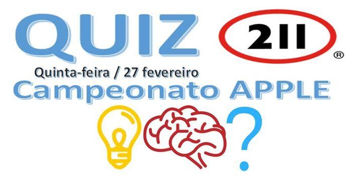QUIZ APPLE 211
